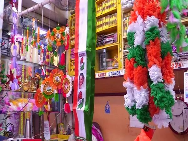 Visuals from a shop in Kochi. (Photo/ANI)