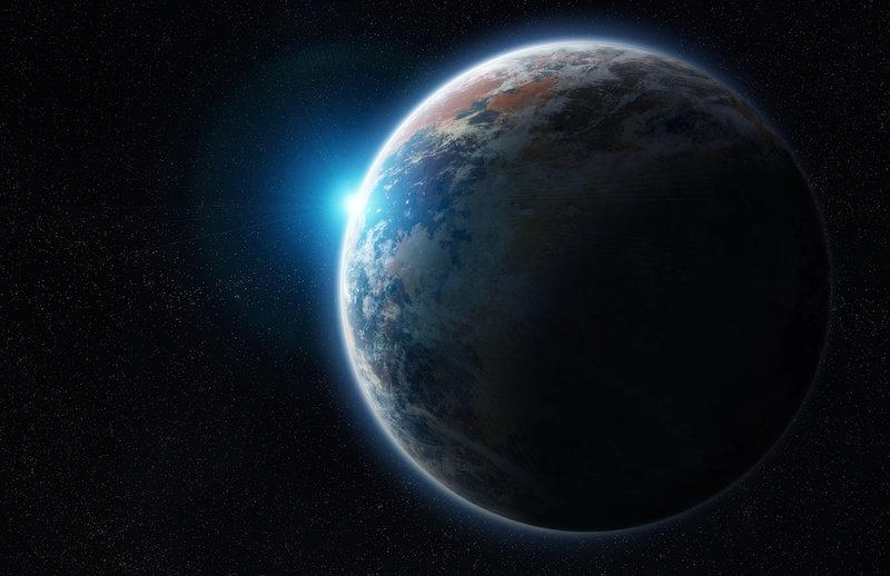 Our galaxy could be full of planets with oceans (University of Copenhagen/NASA)