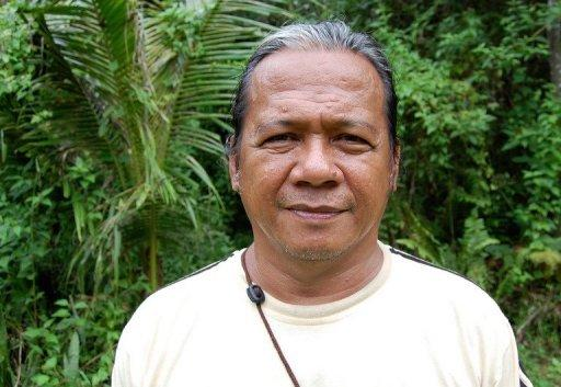 Carlito Pizarras is the field manager at the Philippine Tarsier and Wildlife Sanctuary in Corella on the island of Bohol. Visitors at the sanctuary are allowed to look, but definitely not to touch the tarsiers
