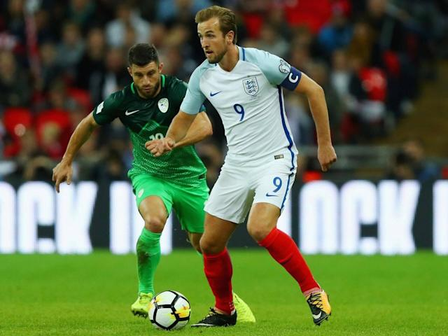 World Cup 2018: England name Harry Kane as captain for tournament