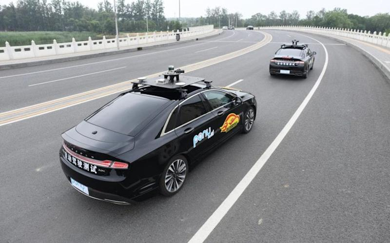 Driverless cars on trial - People's Daily Online