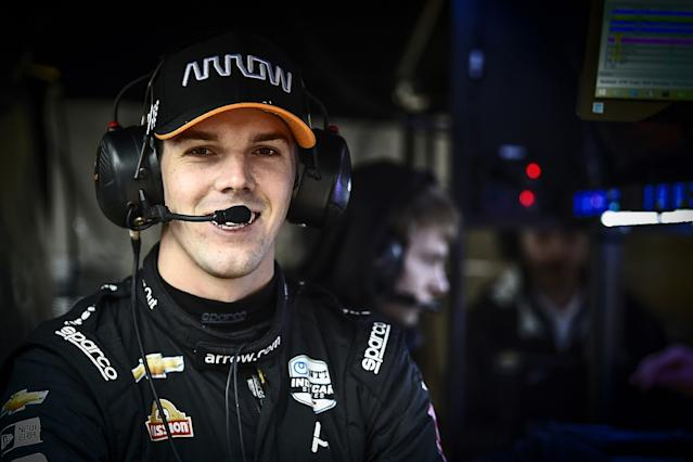 How an IndyCar rookie has used his extended preparation