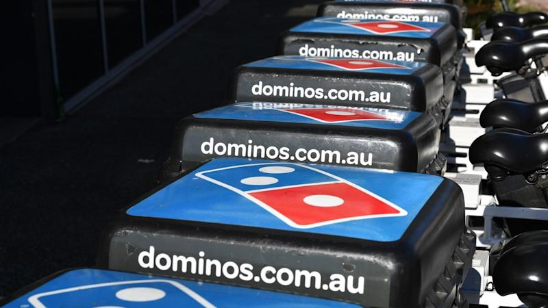 Domino's shares fall as sales growth slows