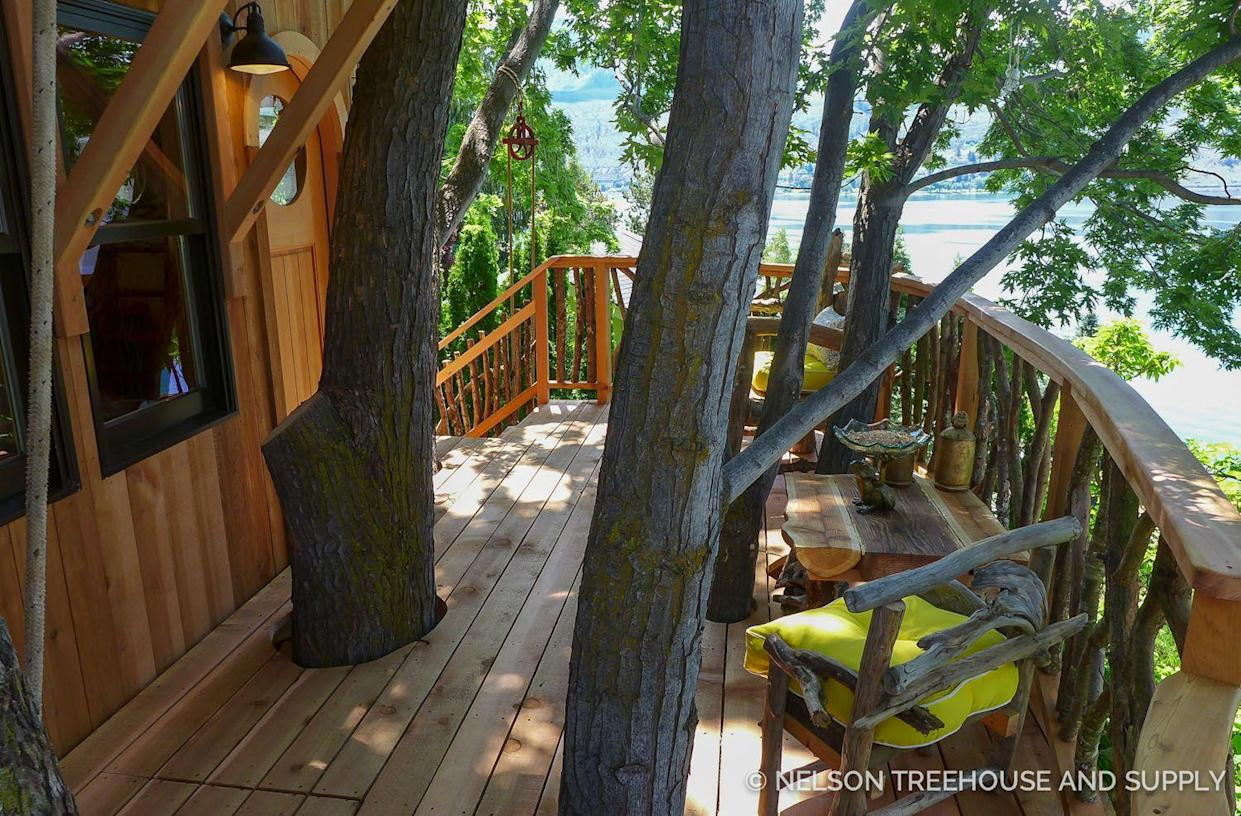 Nelson Treehouse 2