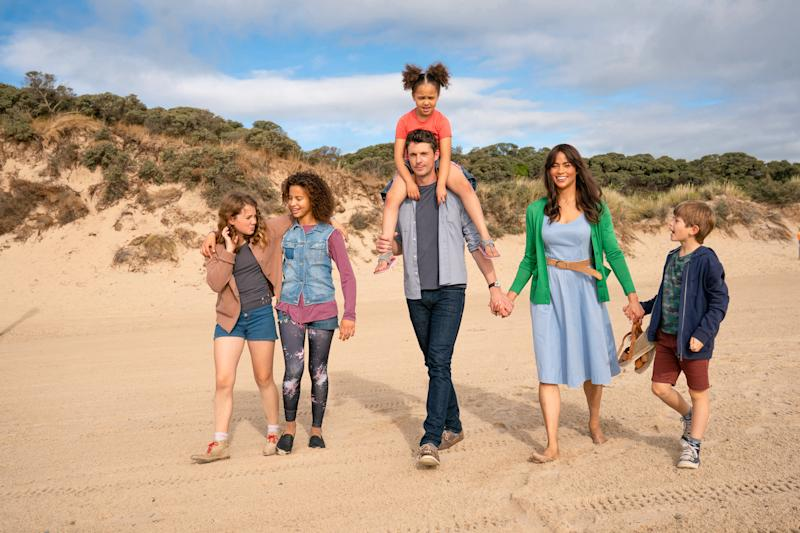 A still from <i>Four Kids and It</i>. (Sky Cinema)
