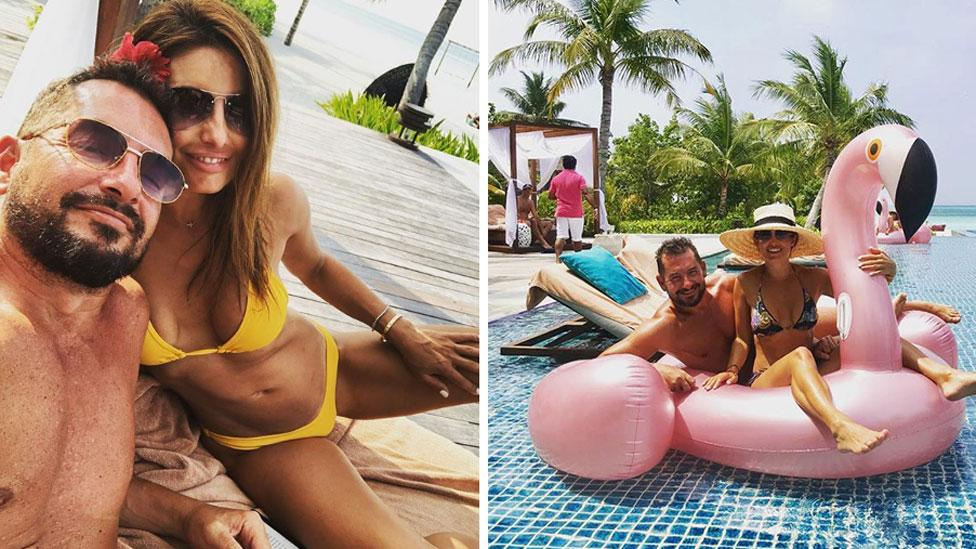 <p>Ada Nicodemou was recently on holidays with boyfriend Adam Rigby, and we can't get enough of their glorious vacation snaps. Source: Instagram/Ada Nicodemou </p>