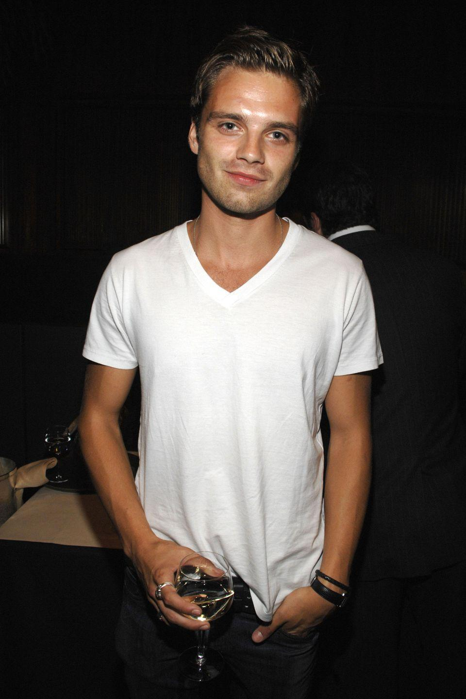 <p>Playing bad boy Carter Baizen was one of Sebastian's first major roles. He also starred in the series <em>Once Upon A Time</em> around the same time as his <em>GG</em> appearances. </p>