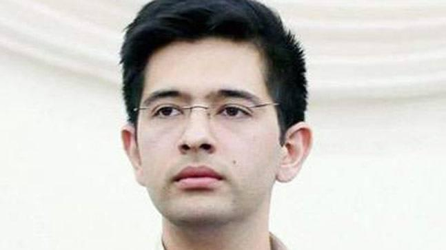 AAP functionary and former adviser to deputy chief minister Manish Sisodia, Raghav Chadha, on Wednesday sent a demand draft worth Rs 2.50