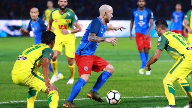 The 36-year-old Argentine will return to his ambassadorial role as Johor Darul Ta'zim decides on a new striker in the coming window.