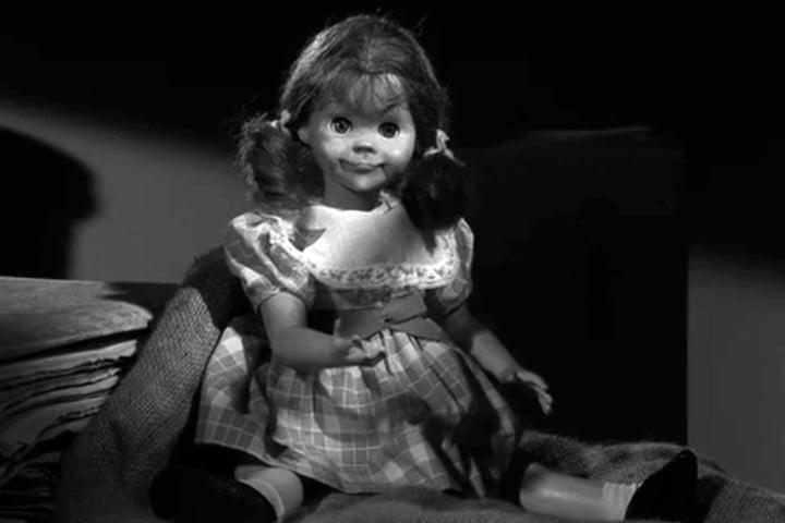 twilight zone living doll