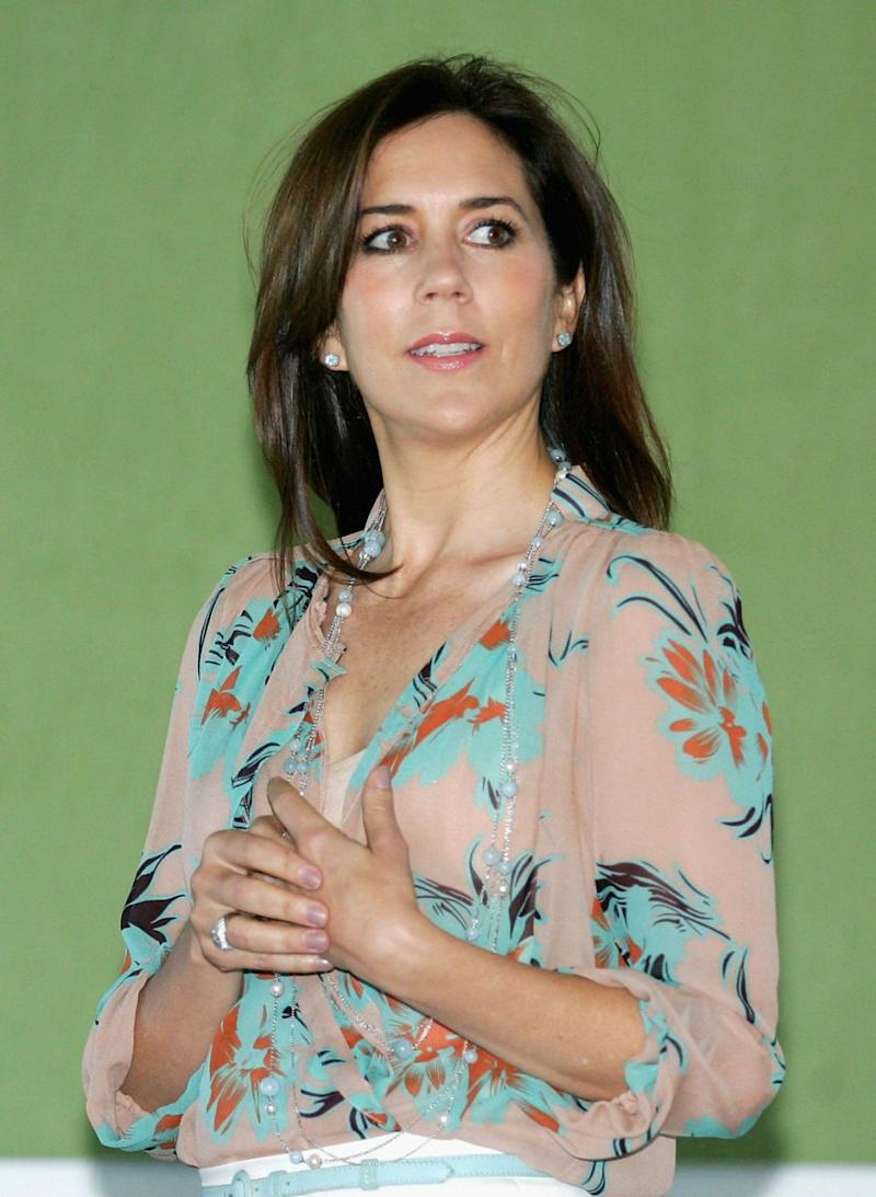 It's believed Princess Mary and the Danish palace are in damage control. Photo: Getty Images