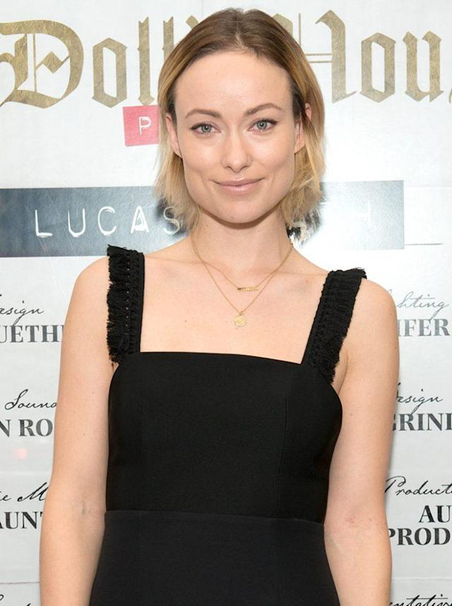 Olivia Wilde attends the opening night on Broadway of Lucas Hnath's  <em>A Doll's House: Part 2. </em>(Photo: Noam Galai/Getty Images for <em>A Doll's House, Part 2</em>)