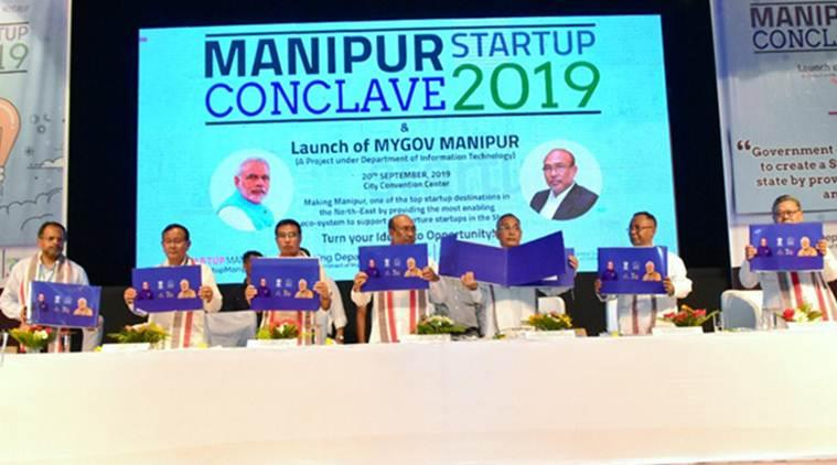 Start-up India, Manipur Start-up, Manipur Chief Minister, Biren Singh, Start-up India scheme, Start-up India PM Modi, PM Modi, Manipur start ups, Manipur government, Manipur tourism, Northeast news, Indian Express