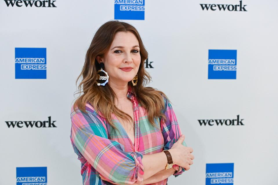 Drew Barrymore opens up about spending time with her kids during the pandemic. (Photo: Mike Pont/Getty Images)