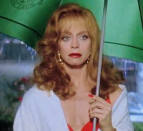 <p>The soft full curls Goldie Hawn wore in <em>Death Becomes Her</em> are super retro-glam. When paired with wispy bangs, it became the most '90s thing ever and was coveted by 30-somethings.</p>