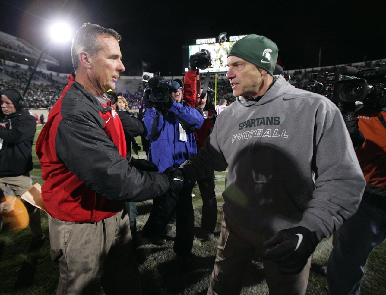 College football's 10 most fascinating coaching rivalries