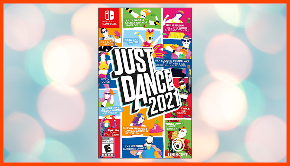 Save 40 percent on Just Dance 2021 for Nintendo Switch. (Photo: Amazon)