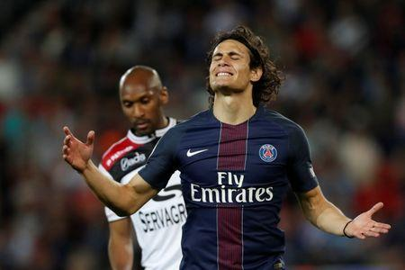 Football Soccer - Paris St Germain v Guingamp - French Ligue 1