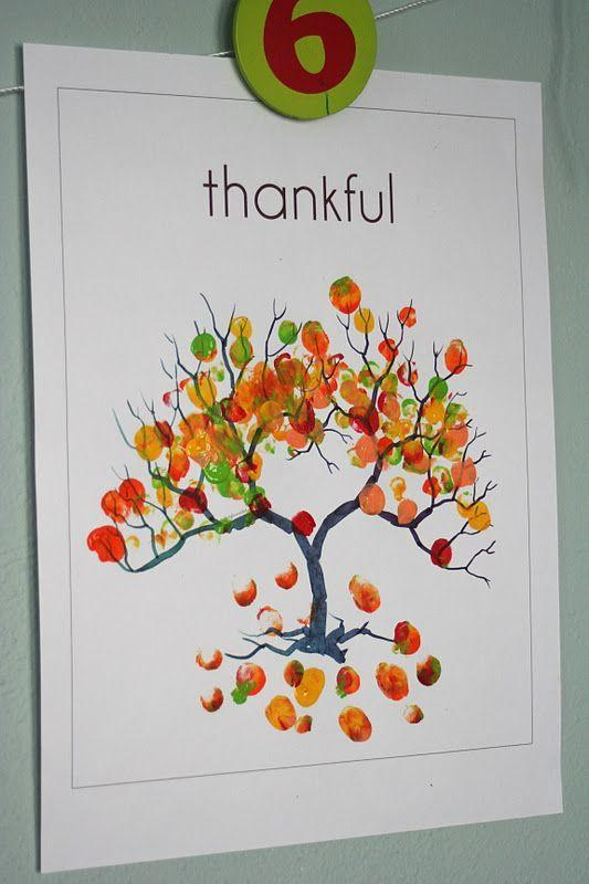 """<p>Make a bare, hand-drawn tree look like the colorful ones outside with a little fingerpaint magic. </p><p><em><a href=""""http://littlepageturners.blogspot.com/2011/11/colorful-leaf-printing.html"""" rel=""""nofollow noopener"""" target=""""_blank"""" data-ylk=""""slk:Get the tutorial at Little Page Turners »"""" class=""""link rapid-noclick-resp"""">Get the tutorial at Little Page Turners »</a></em> </p>"""