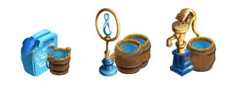 FarmVille 2 Water.org promotion