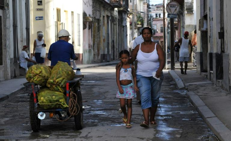 Cubans' primary concern is a shortage of food, a problem exacerbated by more than a half century of US sanctions