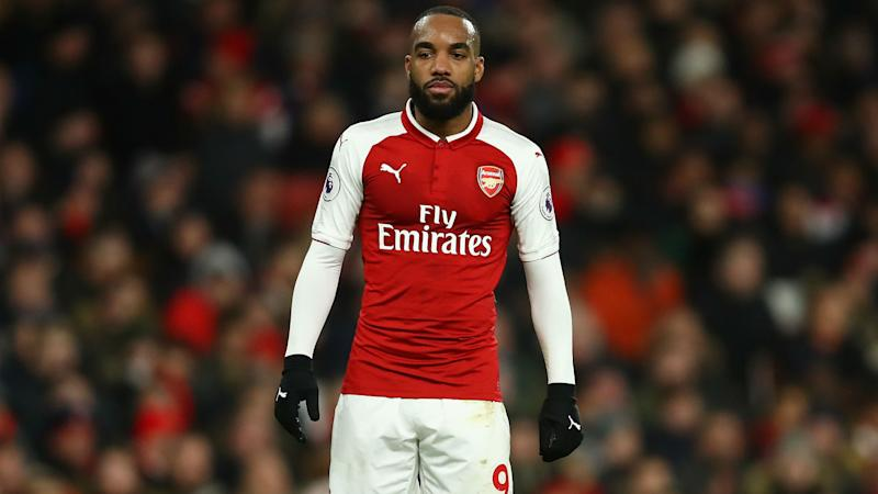 Normal for Lacazette to struggle, says Wenger