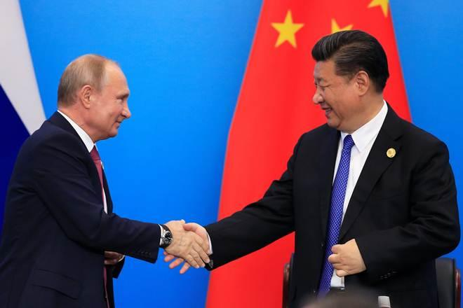 russia, china, Grwoung concern, challenges for India, Russia-China partnership, defence news