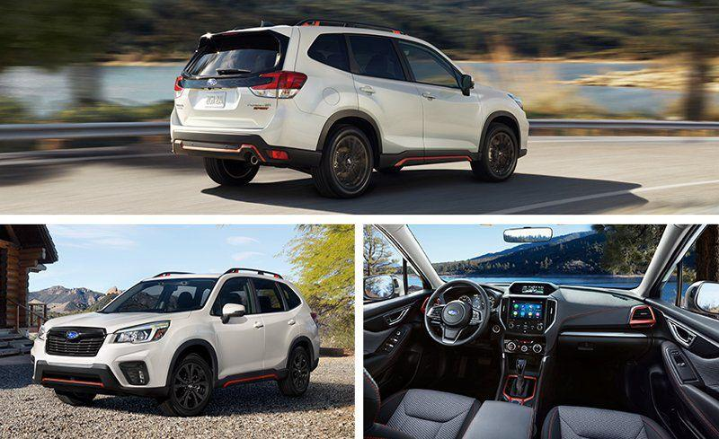 2019 Subaru Forester Playing To Its Base