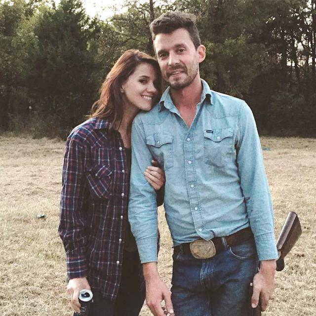 Staci and Evan Felker. (Photo: Staci Felker via Instagram)