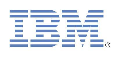 IBM Corporation logo. (PRNewsfoto/IBM)