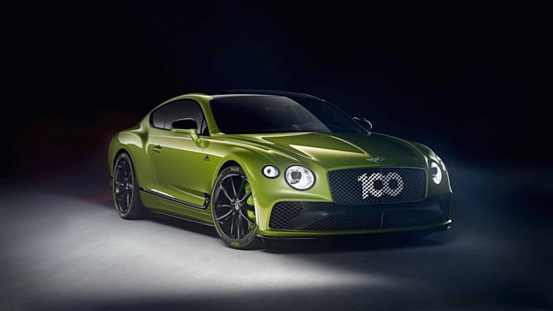 Bentley continental GT par Mulliner Pikes Peak