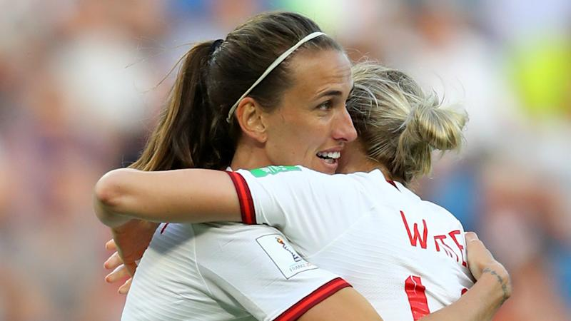 Neville names Lionesses squad as England prepare for record-breaking Germany clash
