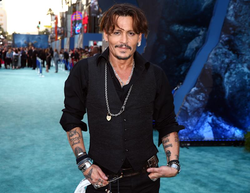 The teaser video, featuring a voiceover from Johnny Depp, received a huge online backlash. [Photo: Getty]