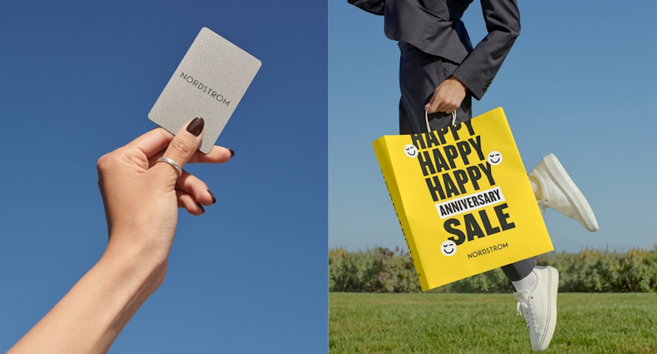 The Nordstrom Anniversary Sale is ending soon. Images courtesy of Nordstrom/