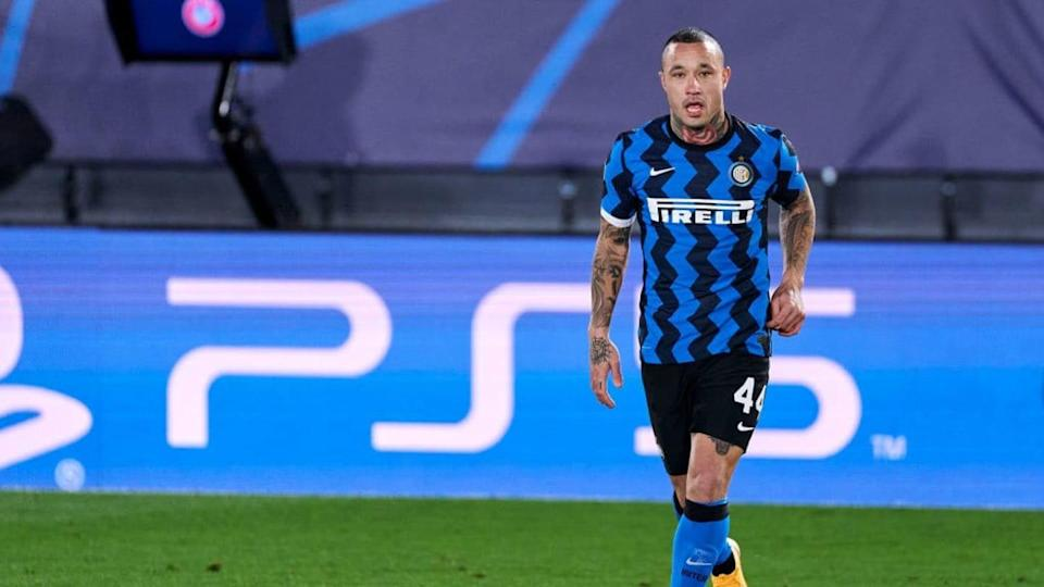 Radja Nainggolan, Inter | Quality Sport Images/Getty Images