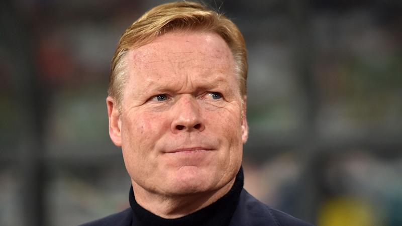 'That was quite a shock' - Koeman says he feels 'very healthy' after being hospitalised with heart problems
