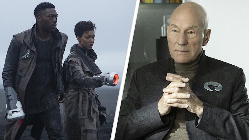 'Star Trek: Discovery' Season 3 Teaser and New 'Picard' Trailer Unveiled at NYCC: Watch Now