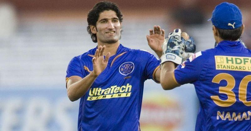 Sohail Tanvir was the leading wicket taker for the first ever IPL.