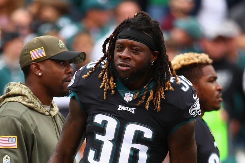Eagles' Jay Ajayi Sued For Allegedly Trashing Mansion After Super Bowl