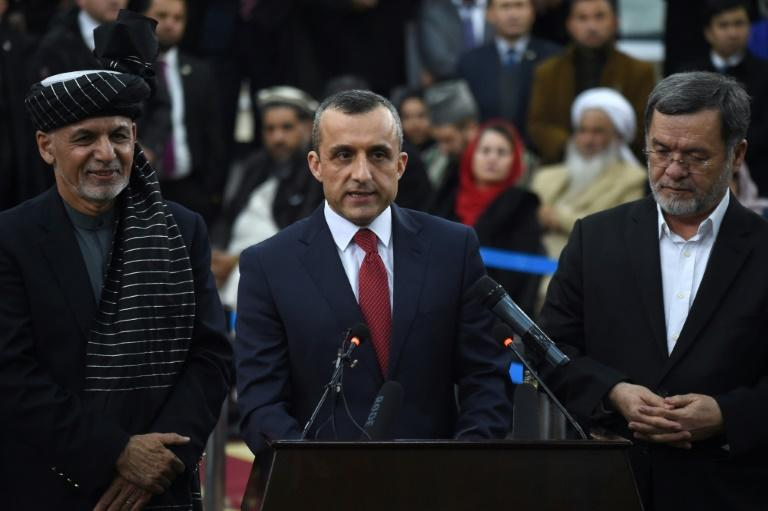 Enigmatic Afghan Vice-President Saleh vows to keep fighting