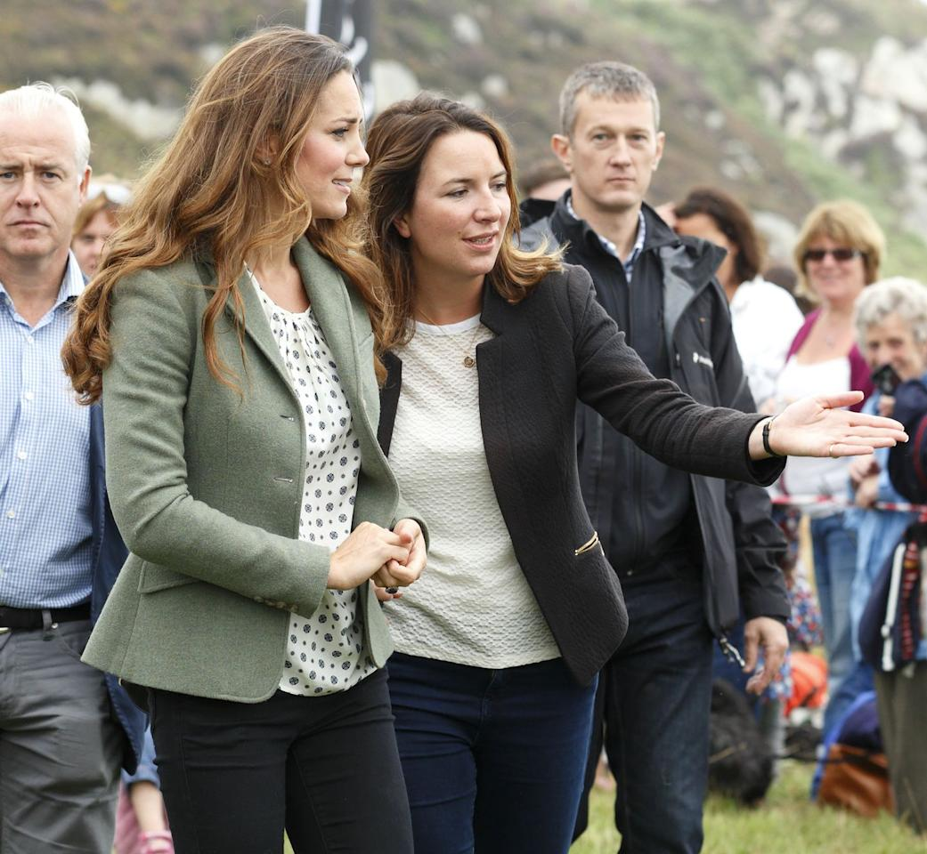 <p>Every royal household has their own team of personal aides to help organise their appearances and packed schedules. This is not an easy job, which is why following instructions to a T is a must.</p>