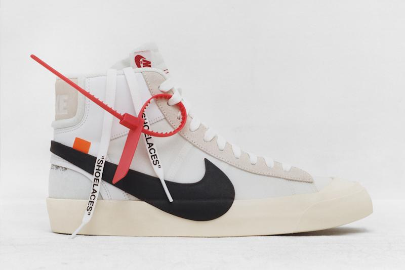 10 Ways to Make Your Own DIY Off White Inspired Nike Sneakers at Home