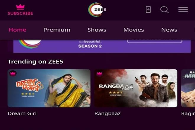 As part of this initiative, ZEE5 will bring a slate of new original shows to be streamed across devices.