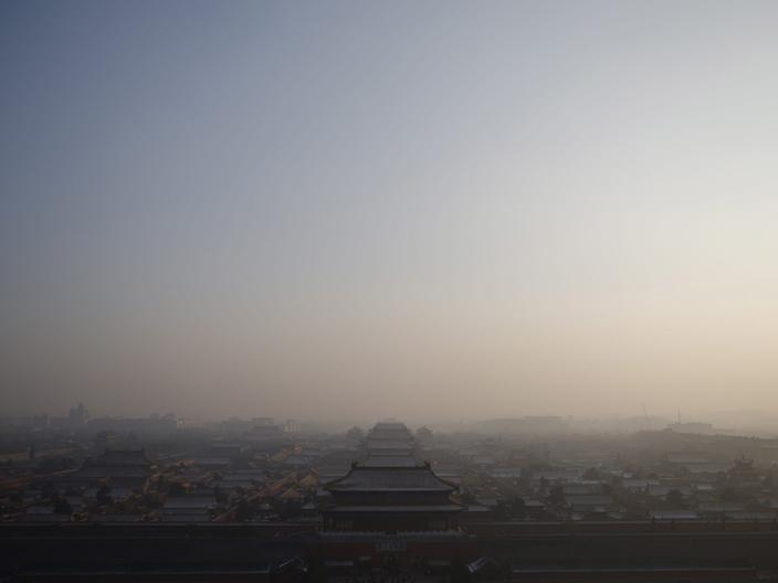 china pollution