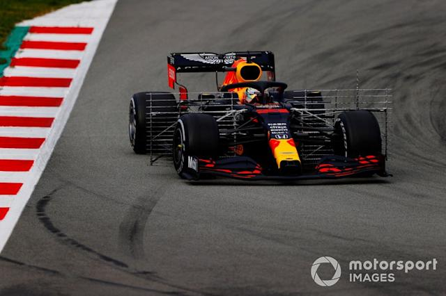 "Max Verstappen, Red Bull Racing RB16 <span class=""copyright"">Andrew Hone / Motorsport Images</span>"