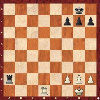 chess: analyse opponent's move