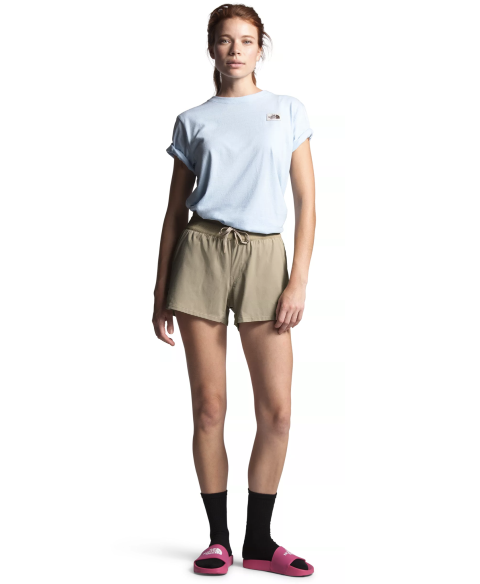 The ultimate pair of wear-everywhere shorts. (Photo: The North Face)