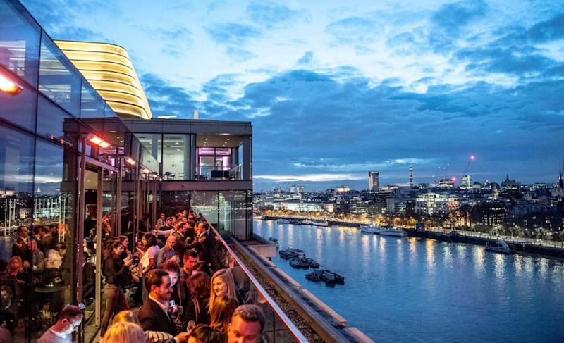 The best rooftop bars in London, from cocktail spots to perfect pubs