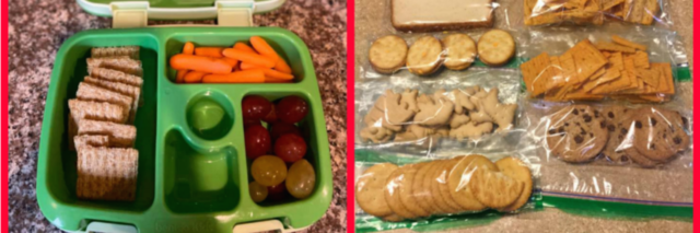 How to Pack a Lunch Your Kid With Sensory Challenges Will Eat