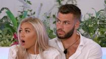 <p><strong>Relationship status: <strong> Still together / </strong><strong>Still each other's type on paper</strong></strong></p><p>Paige and Finn were the winners of the first ever series of winter Love Island and talked about moving in together and getting a dog before they had even won the £50k. Fast forward to summer 2021, and they live in an apartment in Manchester together, and are happy as ever. <br></p>